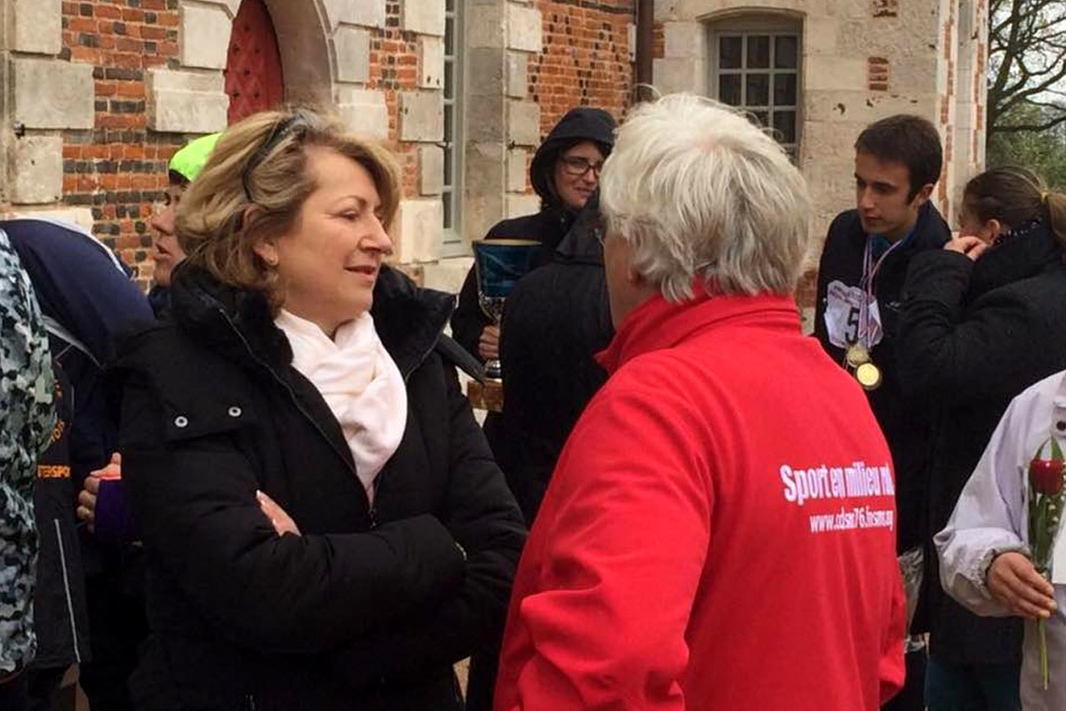 Rencontre amicale yvetot